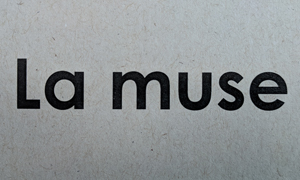 Boutique la Muse Logo